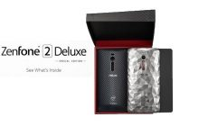 Asus ZenFone 2 Duluxe Special Edition