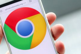 Google Chrome di Ponsel